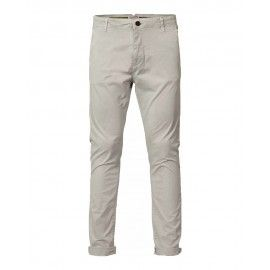 PANTALON TIPO CHINO MARRON TRO583