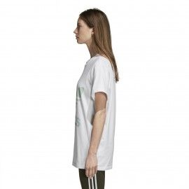 CAMISETA 3STRIPES BLANCA