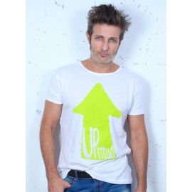 CAMISETA CHICO UPTITUD